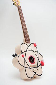 atom ukulele