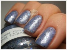 NerdLacquer Pinin' for the Fjords