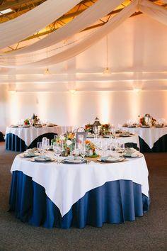 wedding reception idea; photo: Mason and Megan Photography