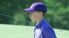 11-year-old boy from Canada earns ticket to play at PGA's most prestigious golf course. http://www.ctvnews.ca/video?clipId=586796&playlistId=1.2315680&binId=1.810401&playlistPageNum=1&binPageNum=1