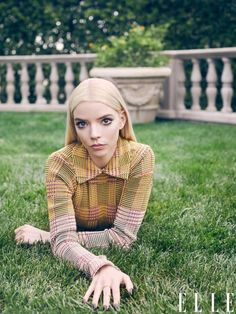 Anya Taylor Joy, Dior Haute Couture, Elle Magazine, Fantasy Series, British Actresses, Beautiful Actresses, Inventions, Movie Tv, Queen
