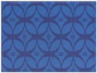A la Carte coated placemats by Le Jacquard Francais, coated french tablecloth