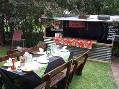 African Frenzy will create a vibrant fun-filled shebeen theme party that your guests will never forget, with colourful entertainment and unique concepts.