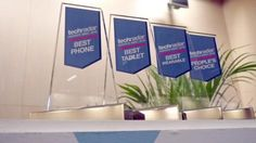 awesome MWC 2016: Samsung Galaxy S7 Edge scoops Best in Show at techradar MWC Awards