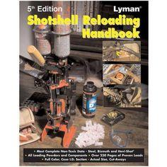 Lyman 9827111 Shotshell Reloading Manual, 5th Edition