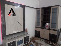 Kitchen Showroom, Udaipur, Minimalism, Space, Storage, Modern, Floor Space, Purse Storage, Trendy Tree