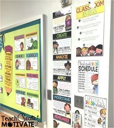 Engaging classroom p