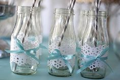 Baby boy shower. But cute idea for any occasion!