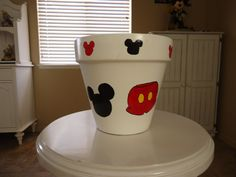 Mickey Pot