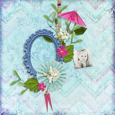 Did you ever imagine a kit which can enhance any photo, any season, any style ? Eclectic is one of those ! Whatever your mood and feelings, it will perfectly fit with everything! #Vero #thestudio #digitalscrapbooking