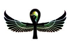 Resultado de imagem para bastet open wings