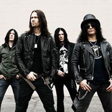 Guitar legend Slash is returning to the UK in February 2013 Myles Kennedy and the Conspirators.