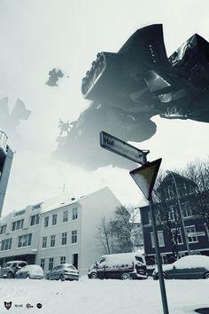 Reykjavik Invasion - Eve Online on the Behance Network