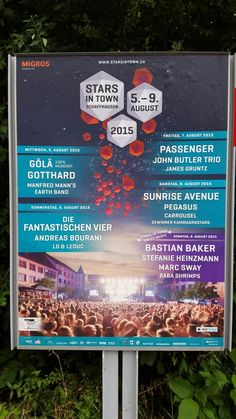 Stars in Town 2015