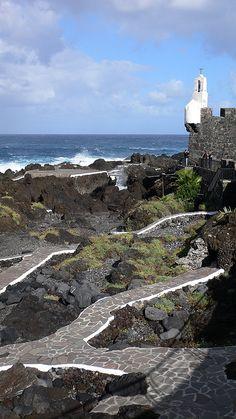 Garachico, Tenerife, Islas Canarias, Spain Naturaleza, cultura, gastronomía, sol, playa ¿Qué más quieres? lo mejor de Tenerife en OCIO!! http://tenerife.cuestiondeocio.com/es/   Vacanze a Tenerife?? Una delle piú famose destinazioni turistiche in europa!!!