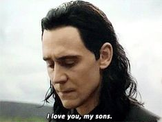 I think he honestly did not expect to be included in Odin's love. :(
