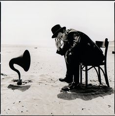 By Anton Corbijn by Official Tom Waits, via Flickr