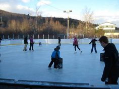 The 10 Best Ice Skating Rinks in Vermont! The Skatium Ice Rink