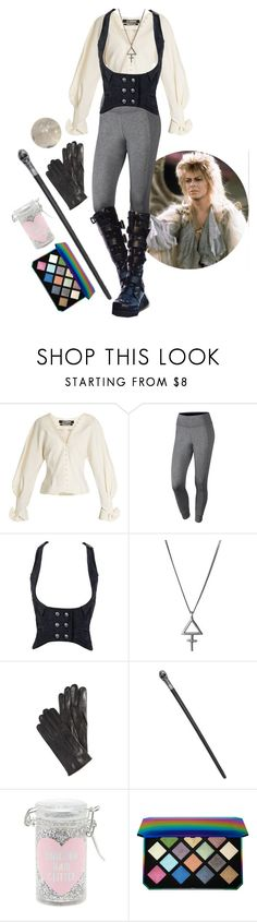 """""""Halloween: The Goblin King"""" by pixymae ❤ liked on Polyvore featuring Jacquemus, NIKE, Rachel Entwistle, Paul Smith, Forever 21 and Puma"""