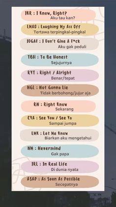 Slang English, English Grammar Tenses, English Phrases, Learn English Words, English Typing, English Time, English Fun, English Lessons, Study English Language
