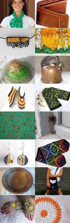 September leaves:) by Endla on Etsy--Pinned with TreasuryPin.com