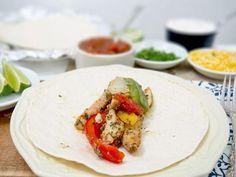 Oven-Baked Fajitas: Healthy Cinco de Mayo Recipe