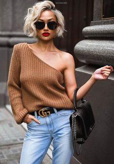 50 Fresh Short Blonde Hair Ideas to Update Your Style in 2019 - Haar Ideen Half Sweater, Micah Gianneli, Summer Shorts Outfits, Short Blonde, Short Hair Cuts, Pixie Cuts, Easy Hairstyles, Short Blond Hairstyles, Blonde Hairstyles