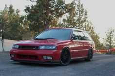 1999 Legacy GT