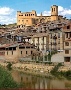 Discover the most beautiful villages of Spain with our Bespoke Tours Places Around The World, Oh The Places You'll Go, Places To Visit, All About Spain, Spanish Architecture, Seville Spain, Balearic Islands, The Beautiful Country, Spain And Portugal