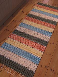 New Woven Rugs - SVENSKA TRASMATTOR