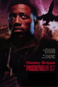 Poster Of Passenger 57 (1992) Full Movie Hindi Dubbed Free Download Watch Online At all-free-download-4u.com