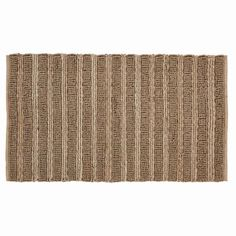 Laila Natural Rectangle Braided Rug 27x48""