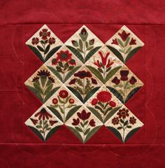 Lisa Bongean's Tutorial on how to make the curves and bias. Love this quilt!
