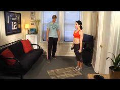 Post pregnancy workouts