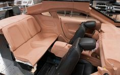 2015 Ford Mustang - Clay Model Interior