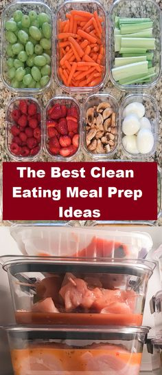 The Best Clean Eating Meal Prep Ideas