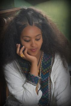 1000 Ideas About Ethiopian Hair On Pinterest Natural Hair Braids And Hair