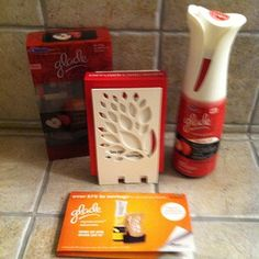 Glade Expressions Collection Buzz Campaign