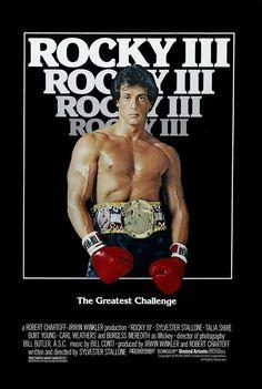 Summer of 1982 Rocky III