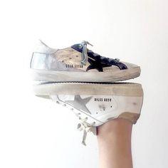 Run don't walk @goldengoosedeluxebrand has arrived! #goldengoose #ggdb #newarrivals #sneakerhead . . . . . . . #shophouston #shoplocal #houstonboutique #htxstyle #spacecity #htxfashion #loveabejas #fw16 #sneakers #sneakerlove #love Abejas Boutique