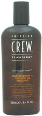 American Crew - Hair Recovery   Thickening Shampoo (8.4 oz.) 1 pcs sku- 1898255MA ** Check out the image by visiting the link. (This is an affiliate link and I receive a commission for the sales)