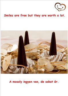 11. day - Handmade chocolate quotation #smilebrand #smilechocolate #mosolycsoki #quotations #smile #happiness #boldogság #csoki #csokoládé #quotes #handmade #eleventhday #free Essie, Advent Calendar, Chocolate, Free, Advent Calenders, Chocolates, Brown