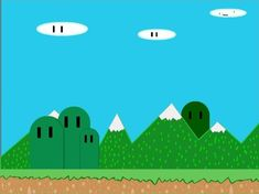 mario background - Google Search
