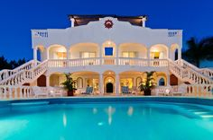 Cozumel Villa Rental: Chango Villa- Ocean Front - Private Beach- 7 Bedrooms- Scuba Diving | HomeAway