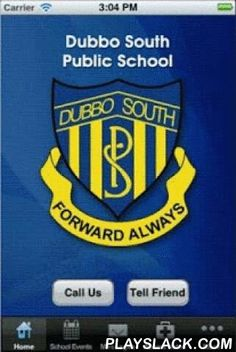 Dubbo South Public School  Android App - playslack.com ,  The Dubbo South Public School mobile app is custom built to serve the needs of our school community, by improving communication between the school and it's families. Removing the need for paper sick notes and school newsletters.This two way communication app means parents and the school staff can always be better prepared for the day ahead. Which is of course in the best interest of our children.Great care has been taken to provide a…