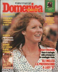 Sarah Ferguson 1987