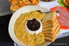 Hummus cu paprika și za'atar - rețeta de cremă de năut vegană (de post) | Savori Urbane Hummus, Tahini, Nachos, Avocado Toast, Guacamole, Mexican, Cooking, Breakfast, Ethnic Recipes