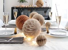 DOMINO:15 Ways to Decorate for NYE Without Glitter