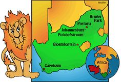 South Africa Resources for Teachers and Kids Geography For Kids, World Geography, South African Poems, Ecole Bilingue, Summer Camp Themes, Africa Continent, World Thinking Day, Around The World In 80 Days, Continents
