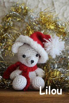 Pas de Noël sans une petite réalisation bien dans le thème... Cette année j'ai décidé de participer au calendrier de l'Avent de Mailles Passion ici http://maillespassion.canalblog.com/ où chaque jour elle nous dévoile des réalisations de Noël. Et c'est...                                                                                                                                                                                 Plus